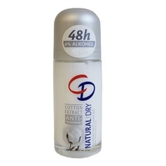 CD Bawełna dezodorant roll-on 50 ml.