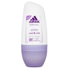 Adidas Soften cool&care roll-on Women 50ml.