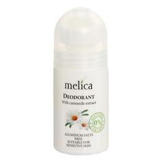 Melica Organic Dezodorant roll-on rumianek 50ml.MEL32