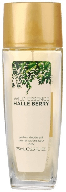 Halle Berry Wild Essence dezodorant szkło 75ml.