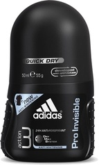 Adidas Action 3 Men Pro Invisible roll-on 50ml.