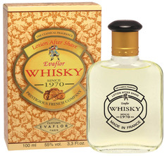 Whisky Evaflor Men woda po goleniu 100ml.