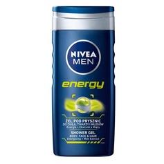 NIVEA ENERGY FRESH ŻEL POD PRYSZNIC 250ml.
