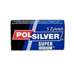 Polsilver Żyletki Super Iridium 5 sztuk