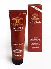 Brutal Classic krem do golenia łagodzący 50ml.