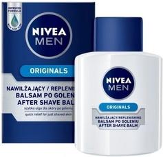 NIVEA ORIGINALS MEN BALSAM PO GOLENIU 100ml.