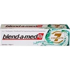 Blend-a-Med Mouthwash Complete 7 pasta 100ml.