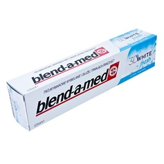 Blend-a-Med White Fresh cool water 3D pasta 100ml.
