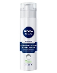 Nivea Sensitive pianka do golenia 250ml.