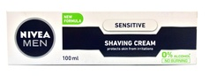 NIVEA Krem do golenia Sensitive 100ml.