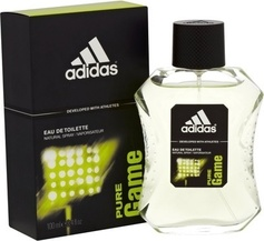 Adidas Pure Game woda toaletowa 100ml.