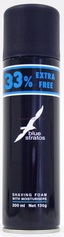 Blue Stratos pianka do golenia 200ml.
