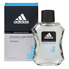 Adidas Ice Dive woda po goleniu 100ml.