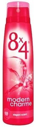 8X4 Modern Charme Dezodorant spray 150ML.