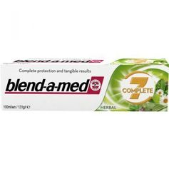 Blend-a-Med Herbal Complete 7 pasta 100ml.