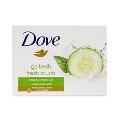 Dove Cucumber Go Fresh Touch mydło kostka 100g.