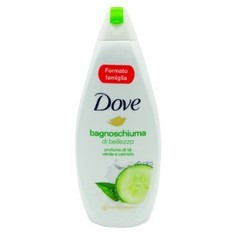 Dove Cucumber płyn do kąpieli 700ml.