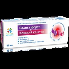 Twins Tec Żel balsam kosmetyczny z ekstraktem z Badjagi i kasztanowca 85 ml ELX46