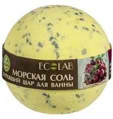 Ecolab Kula musująca do kąpieli naturalna MORSKA soda oczyszczona 220g EC125