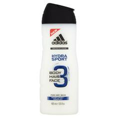 Adidas Hydra Sport  żel pod prysznic 400ml