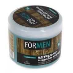 FLORESAN naturalne mydło dla mężczyzn do pielęgnacji ciała włosów i golenia