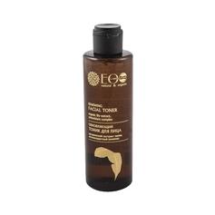 Ecolab Odświeżająco rozjaśniający tonik do twarzy dla wszystkich typów skóry organiczny ekstrakt lilii wodnej kompleks antyoksydacyjny 200ml.EC206