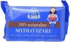 Milo mydło szare naturalne 100% 175gr.