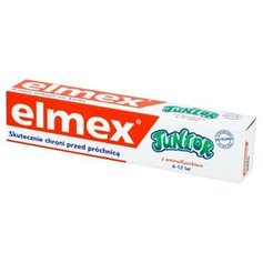 Elmex Junior 6-12 lat pasta do zębów 75ml