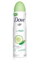 Dove Cucumber dezodorant spray 150ml.