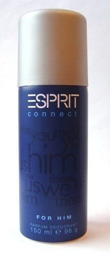Esprit Connect Men Dezodorant Spray 150ml