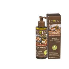 ECOLAB ARGANOWY Olej Do Włosów Wzmacniający 200 ml EC6