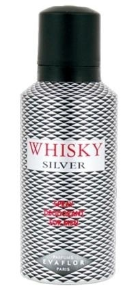 Whisky SILVER dezodorant spray 150ml.