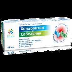 Twins Tec Żel balsam kosmetyczny Chondroityna i Sabelnik 85 ml ELX47
