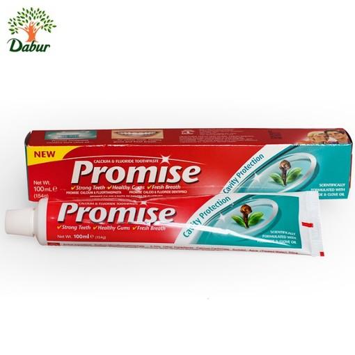 Dabur goździkowa pasta do zębów Promise 100ml.DEB43