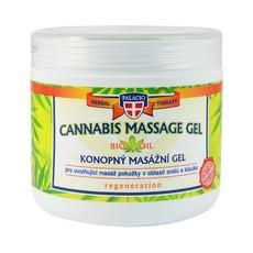 Palacio Cannabis Żel konopny do masażu 5% oleju konopnego 600ml