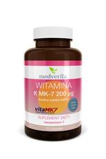 Medverita witamina K2 VitaMK7 200 mcg 120 kapsułek