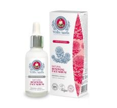 WHITE AGAFIA NATURALNE Odnawiające serum do twarzy Przedłużenie młodości 30 ml.RB19