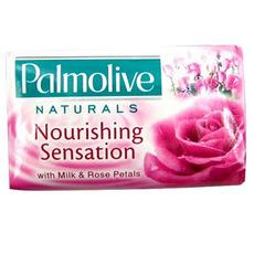 Palmolive mydło kostka Mleko Róża 90g.