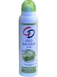 CD Aloe Vera dezodorant spray 150ml.