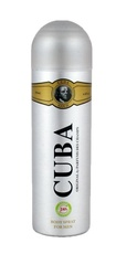 Cuba Gold dezodorant 200ml