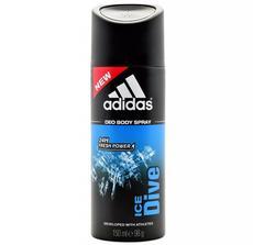 Adidas Ice Dive dezodorant spray 150ml.Najtaniej!