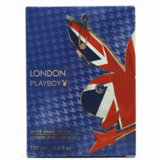 Playboy London woda po goleniu 100ml.