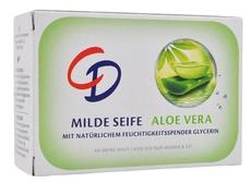 Cd Aloe Vera mydło glicerynowe kostka 125g