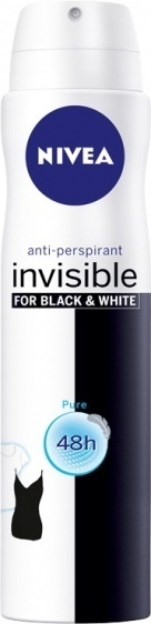 NIVEA INVISIBLE PURE DEZODORANT WOMAN SPRAY 150ml