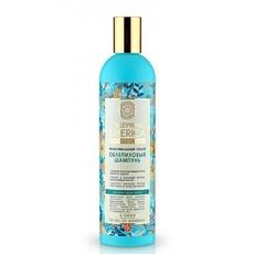 Natura Siberica szampon rokitnikowy maksymalna objętość 400ml.