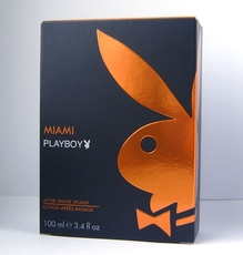 Playboy Miami woda po goleniu100ml.