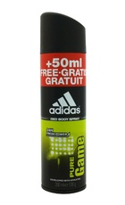 Adidas Pure Game dezodorant 150+50ml