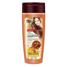 Fitokosmetik Szampon do włosów GORCZYCOWY z olejkiem z kiełków pszenicy i miodem 270ml