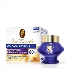 Pani Walewska Gold 80+ Odżywczy krem przeciwzmarszczkowy dzień noc 50ml.