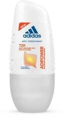 Adidas Adipower roll-on antyperspirant 72h woman damski 50ml